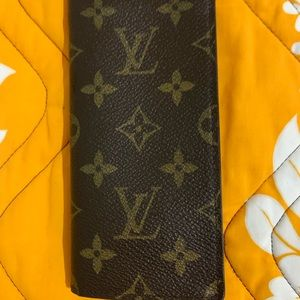 Louis Vuitton Monogram Sunglass/ Eyeglass case